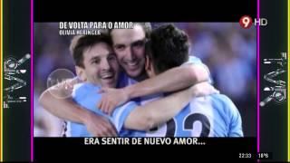 Argentina, Sentir de nuevo amor