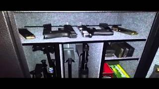 STACK-ON TACTICAL GUN CABINET 2015