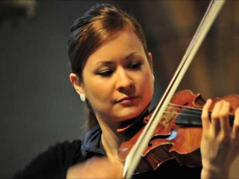 Nightfrog Com Arabella Steinbacher Plays Ysaye Hd Doovi
