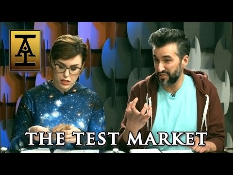 "The Test Market - S1 E2 - Acquisitions Inc: The ""C"" Team"
