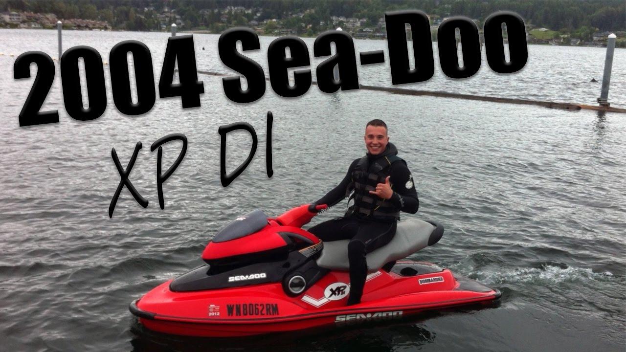 2004 Sea-doo Xp Di - My First Ride Ever