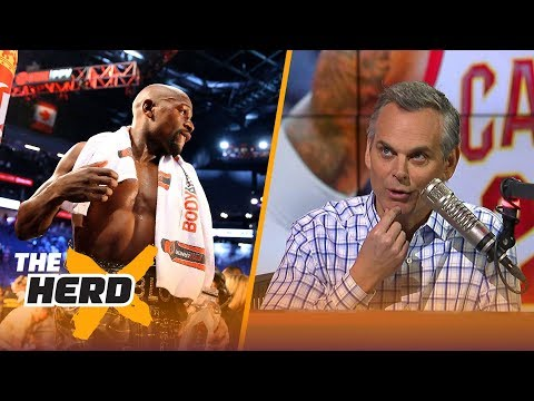 Colin Cowherd unveils his list of the 10 most dominant athletes of the last 20 years | THE HERD