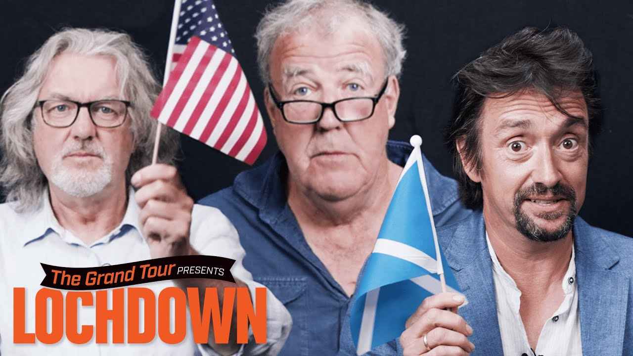 Jeremy, James and Richard Play This or That? America vs Scotland | The Grand Tour Presents: Lochdown