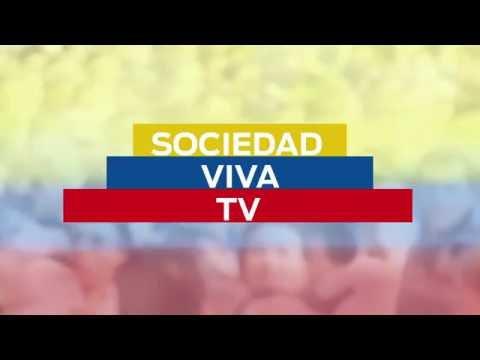 Avance programa 09 Sociedad Viva Tv