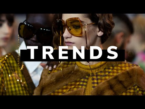 4 Big Trends - Spring/Summer 2020