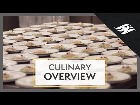 Culinary Overview – Disney Cruise Line Jobs