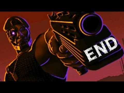 Far Cry 3 Blood Dragon Ending - Final Mission - Gameplay Walkthrough Part 10