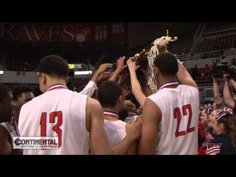 IHSA State 4A Boys Basketball Final; Benet Academy vs Whitney Young, March 22, 2014