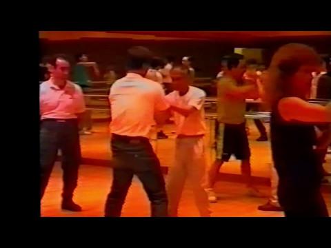 Simply Wing Chun Kuen - MWCK training, ShaTin, Hong Kong 1995