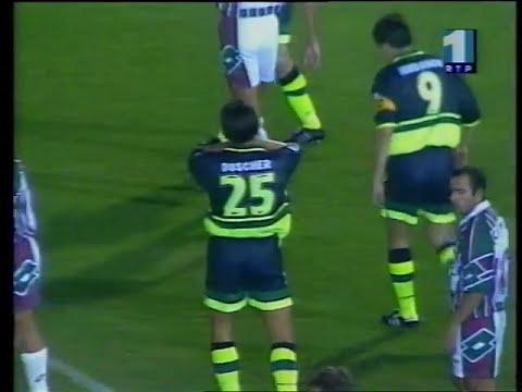 05J :: Sporting - 3 x E. Amadora - 0 de 1998/1999