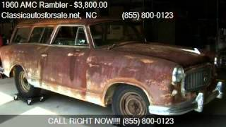 1960 AMC Rambler Wagon for sale in Nationwide, NC 27603 at C #VNclassics