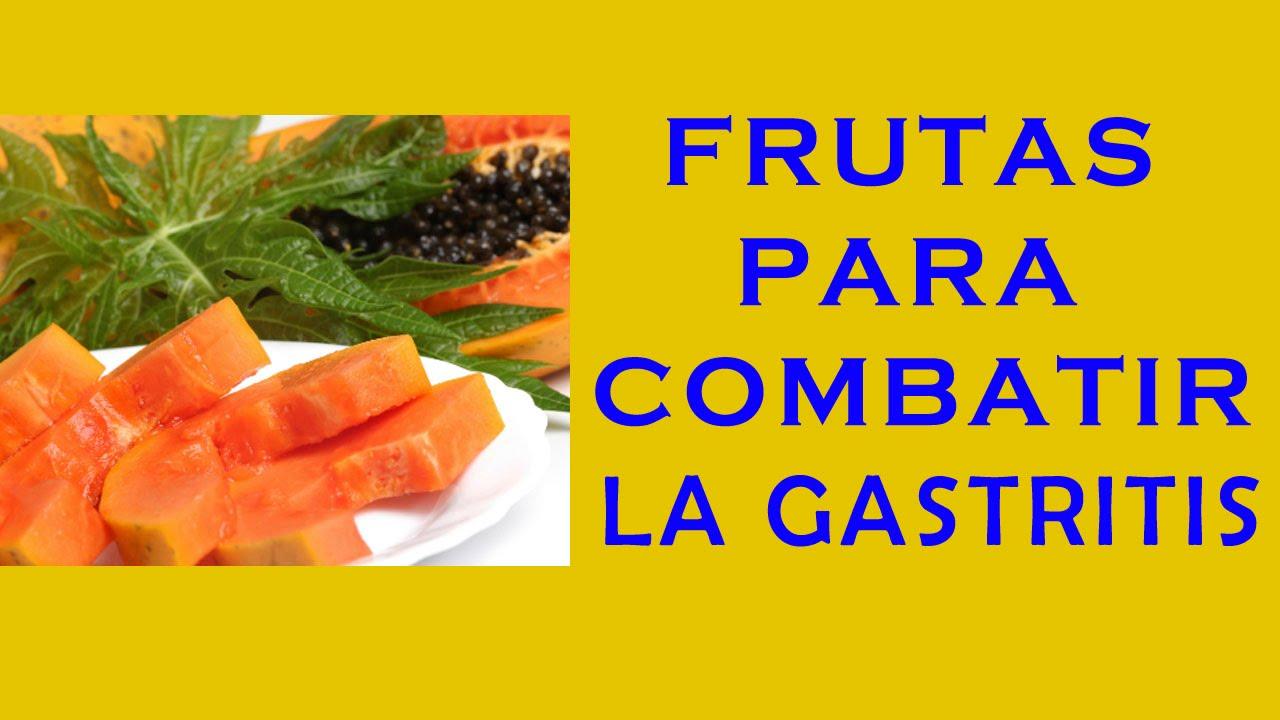 6 De Las Mejores Frutas Para Curar La Gastritis - Frutas