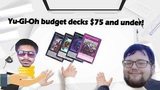 YuGiOh Discussion Budget Decks Under 751,100 Subscriber giveaway announcementGiveaway Winner