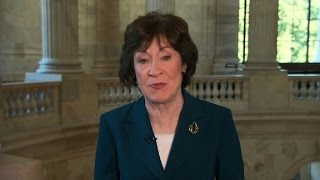 Collins 'fine' with subpoena for Trump tapes