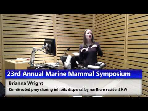 23rd Annual Marine Mammal Symposium 2015 (1/4) - Whales, Dolphins, Porpoises