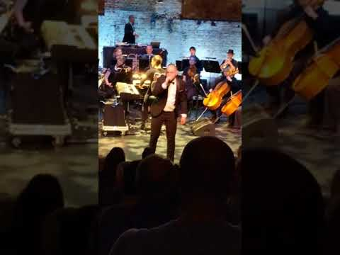 Horrorshow the Rain live at the Powerhouse Brisbane with the Queensland Symphony Orchestra