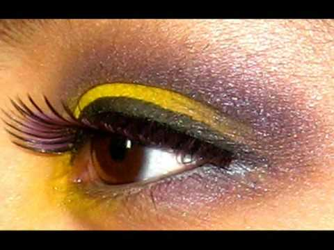 Dramatic Yellow and Purple thumbnail
