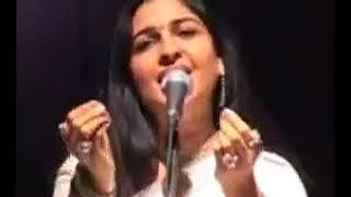 Mustafa purvez ... Grand daughter of Mohammad Rafi ... at Cochin.