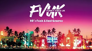 80s Funk, Soul & RnB Floor Fillers - Dj XS Old School 80s Party Classics Mix