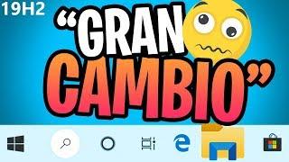 "😱""GRAN CAMBIO"" Windows 10 19H2 / Actualización de Octubre 2019 👍"