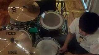 Young Blood (Let It Out) (Kids in Glass Houses) Drum Cover by Ryan