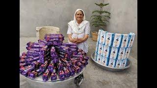 MILKSHAKE RECIPE Prepared By My Granny  HIDE &amp SEEK Cookies Milkshake  Chocolate Milk shake