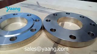 GOST 12820-80 304 Plate Flange DN80/89 PN16 - www.yaang.com(, 2018-11-07T15:47:57.000Z)