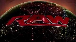 WWE RAW Theme Song 2013
