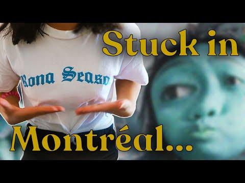 An *UNEVENTFUL* Life In Quarantine... | International Student In Canada! 🇨🇦 | Concordia University 🐝