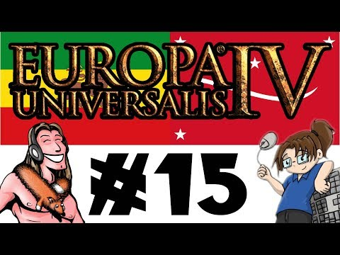 Europa Universalis IV - Party in the Red Sea...with Briarstone! - Part 15