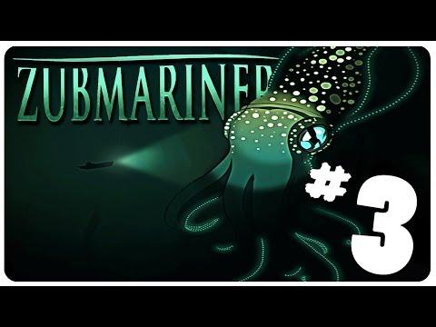 SUNLESS SEA: ZUBMARINER Gameplay  - Zee Zubmarine is Mine! | Let's Play Part 3