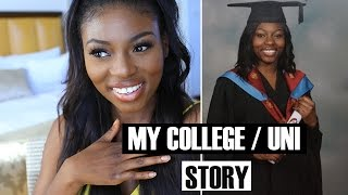 WAS COLLEGE/UNIVERSITY WORTH IT? MY STORY | GRADES, JOBS, FRIENDS & MO