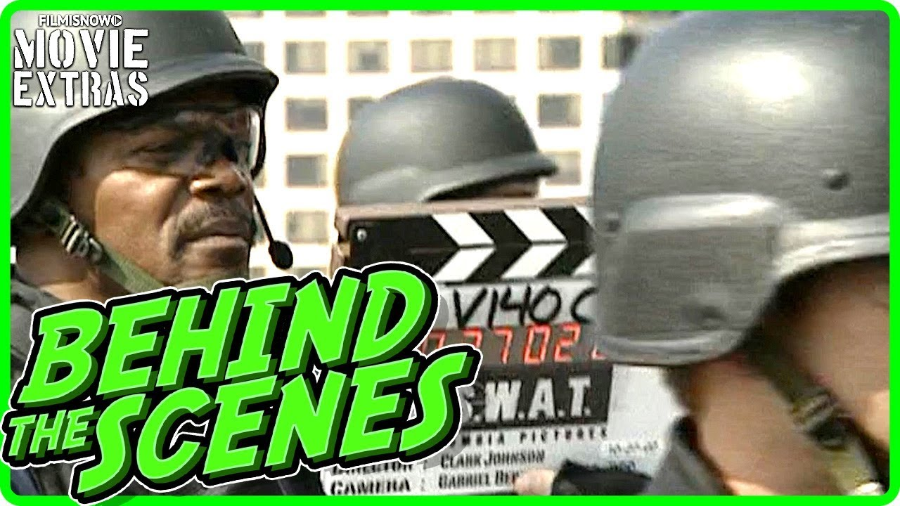 S.W.A.T. (2003) | Behind the Scenes of Samuel L. Jackson Movie