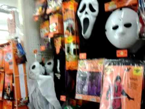DOLLAR GENERAL HALLOWEEN STUFF & THINGS - YouTube