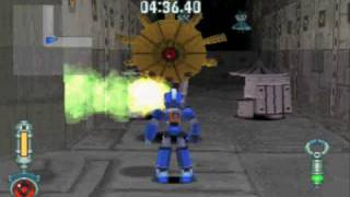 MegaMan Legends 2 - Digger License Class S Test