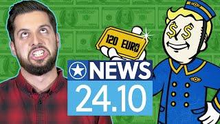 Fallout 76 jetzt mit teurem Abo statt neuen Inhalten - News
