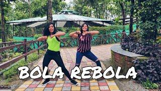 BOLA REBOLA by Tropkillaz l, J.Balvin, Anitta zumba  dance choreography