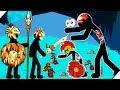КОСТЯНЫЕ СТИКМЕНЫ ПРОТИВ ЗОМБИ Stick War Legacy Zombie Стик вар легаси mp3