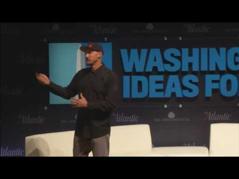 Ideas Out Loud: Mick Ebeling / Washington Ideas Forum 2014