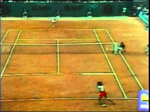 Chris Evert d. Virginia Ruzici - 1980 French Open F