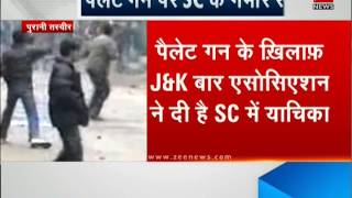Supreme Court asks J&K HC Bar Association on Pellet Gun