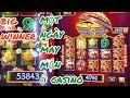 máy đánh bạcKéo máy  trúng lớn  casino taị Mỹ .slot machine bear drumble Drumble