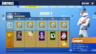 "VOICI EL NUEVO ""SAISON COMBAT PAS7"" en FORTNITE Battle Royale 😱"