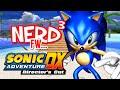 Nerd   FW   Sonic Adventure DX