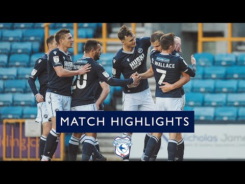 Millwall Cardiff Goals And Highlights