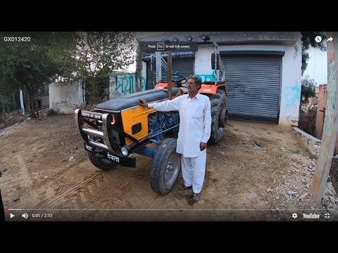 HMT 5911 Tractor Owner Review