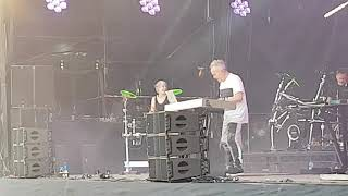LETS ROCK SOUTHAMPTON 2017 - Howard Jones - Things Can Only Get Better