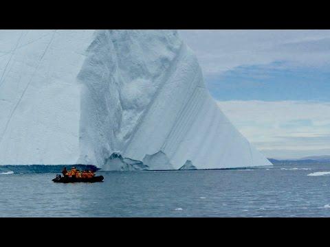 Cruise to Greenland aboard icebreaker Kapitan Khlebnikov