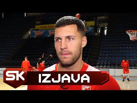 Bili Beron Pred Meč Crvena Zvezda - Ulm | SPORT KLUB Košarka