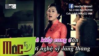 KARAOKE Ngõ Lời - Tuấn Quang ft Hồng Phượng [Official]
